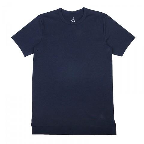 Купить мужскую черную  футболка jordan 23 lux extended в магазинах Streetball - изображение 1 картинки