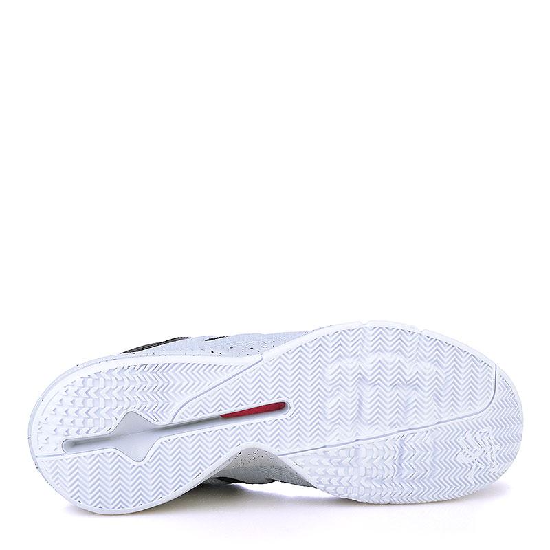 Купить мужские чёрные, серые, белые  кроссовки jordan cp3.ix в магазинах Streetball изображение - 4 картинки