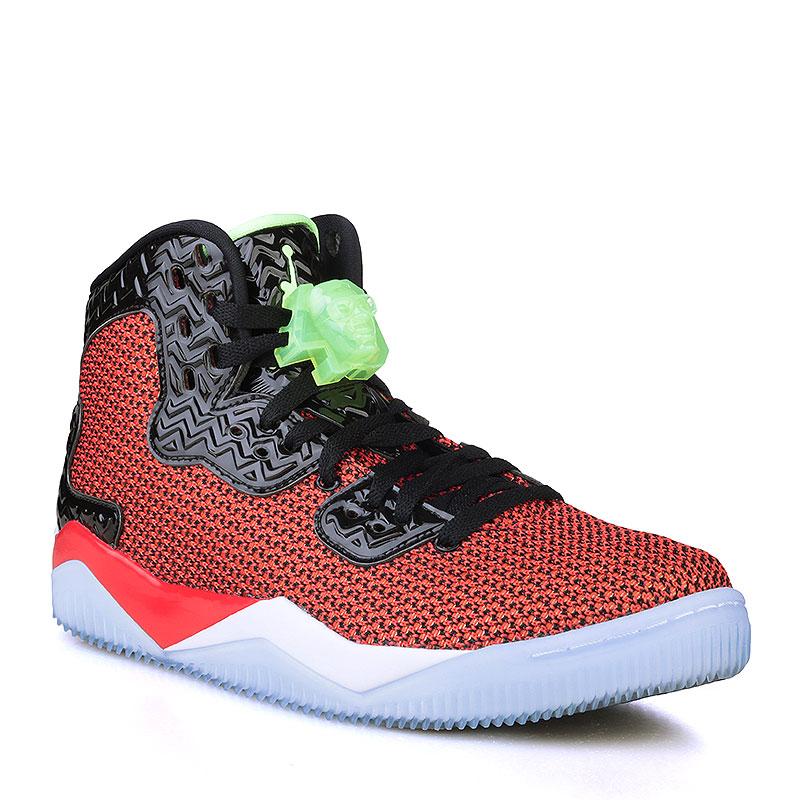 Купить мужские чёрные, красные, белые, голубые  кроссовки air jordan spike forty в магазинах Streetball изображение - 1 картинки