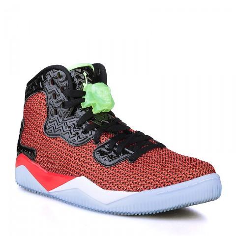 Купить мужские чёрные, красные, белые, голубые  кроссовки air jordan spike forty в магазинах Streetball - изображение 1 картинки