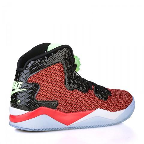 Купить мужские чёрные, красные, белые, голубые  кроссовки air jordan spike forty в магазинах Streetball - изображение 2 картинки