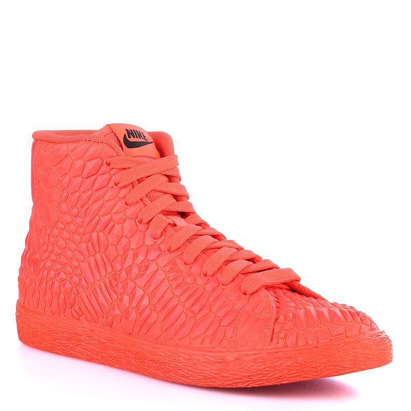 Кроссовки Nike WMNS Blazer Mid DMBКроссовки lifestyle<br>Синтетика,текстиль,резина<br><br>Цвет: Кораловый<br>Размеры US: 6<br>Пол: Женский