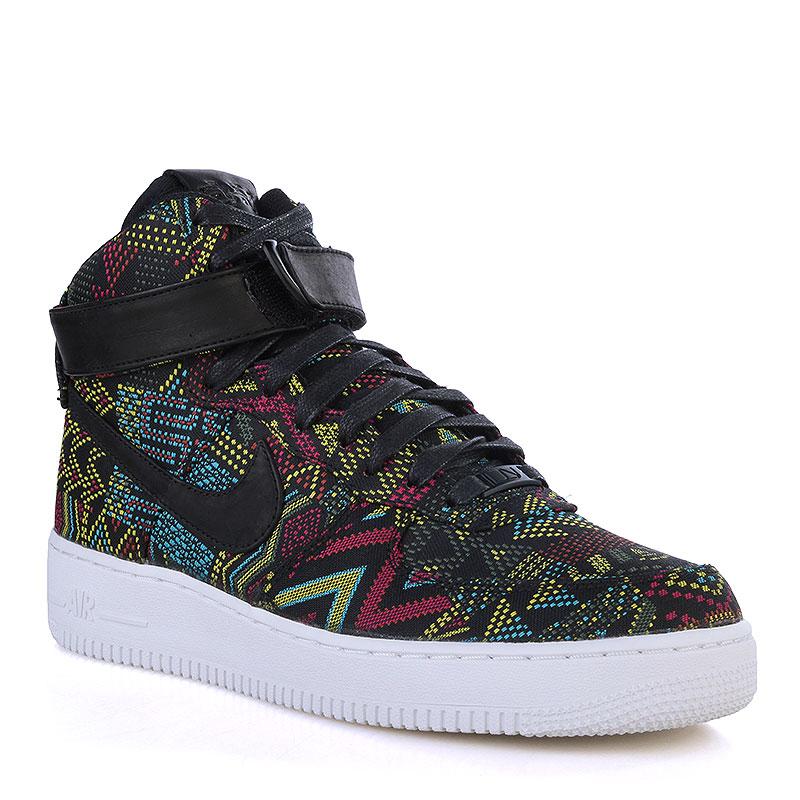 Nike sportswear Кроссовки Nike sportswear Air Force 1 High BHM QS tefal balai air force extreme ty8751rh
