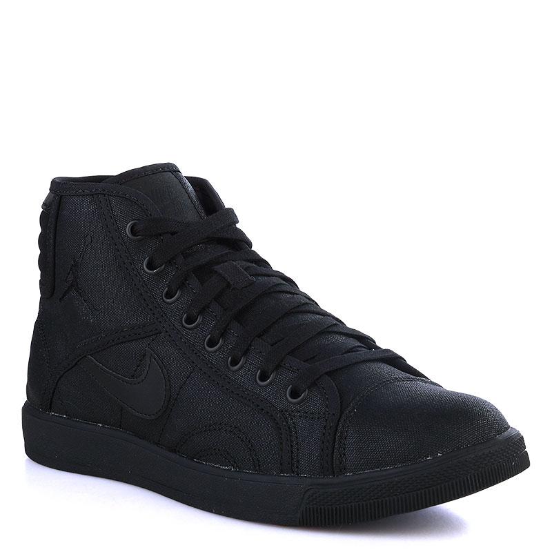 Кроссовки Air Jordan SkyhighКроссовки lifestyle<br>Синтетика,текстиль,резина<br><br>Цвет: Черный<br>Размеры US: 11.5;12.5<br>Пол: Мужской