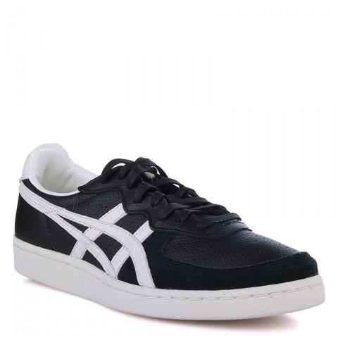 мужские черные  кроссовки onitsuka tiger gsm D5K2Y-9099 - цена, описание, фото 1