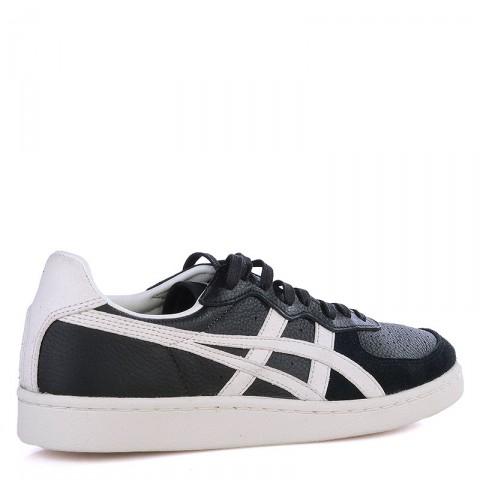 мужские черные  кроссовки onitsuka tiger gsm D5K2Y-9099 - цена, описание, фото 2