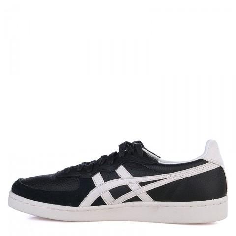 мужские черные  кроссовки onitsuka tiger gsm D5K2Y-9099 - цена, описание, фото 3