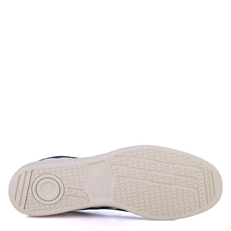 мужские черные  кроссовки onitsuka tiger gsm D5K2Y-9099 - цена, описание, фото 4