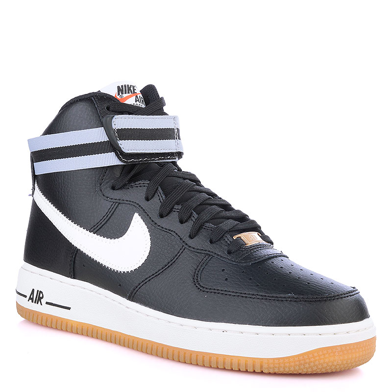 Кроссовки Nike sportswear Air Force 1 High`07Кроссовки lifestyle<br>Кожа,текстиль,резина<br><br>Цвет: Черный<br>Размеры US: 8;8.5;9;9.5;10;10.5;11;11.5;12;12.5;13