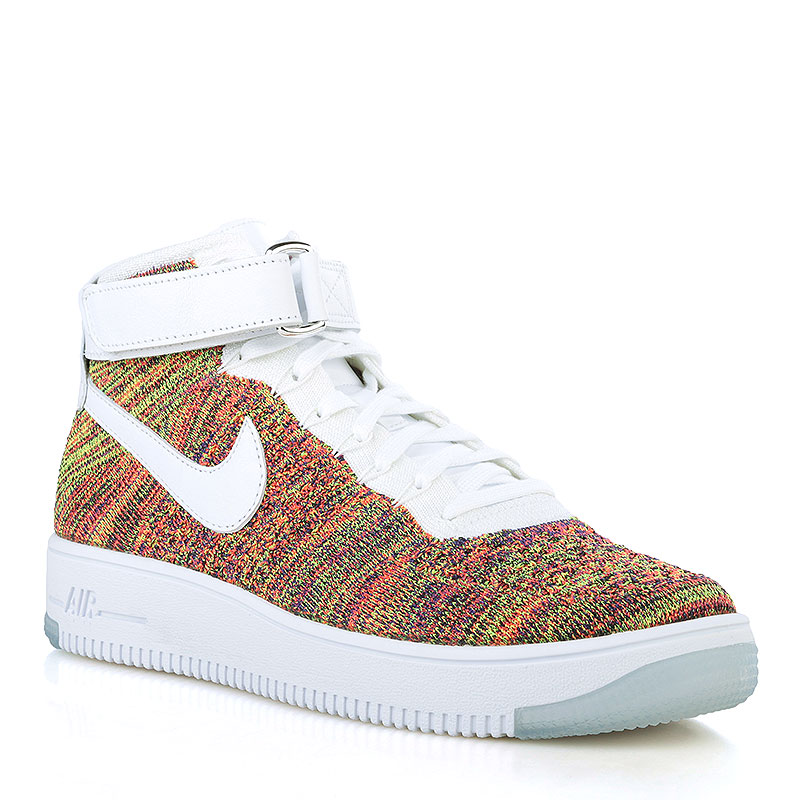 Nike sportswear Кроссовки  Nike sportswear Air Force 1 Ultra Flyknit Mid tefal balai air force extreme ty8751rh