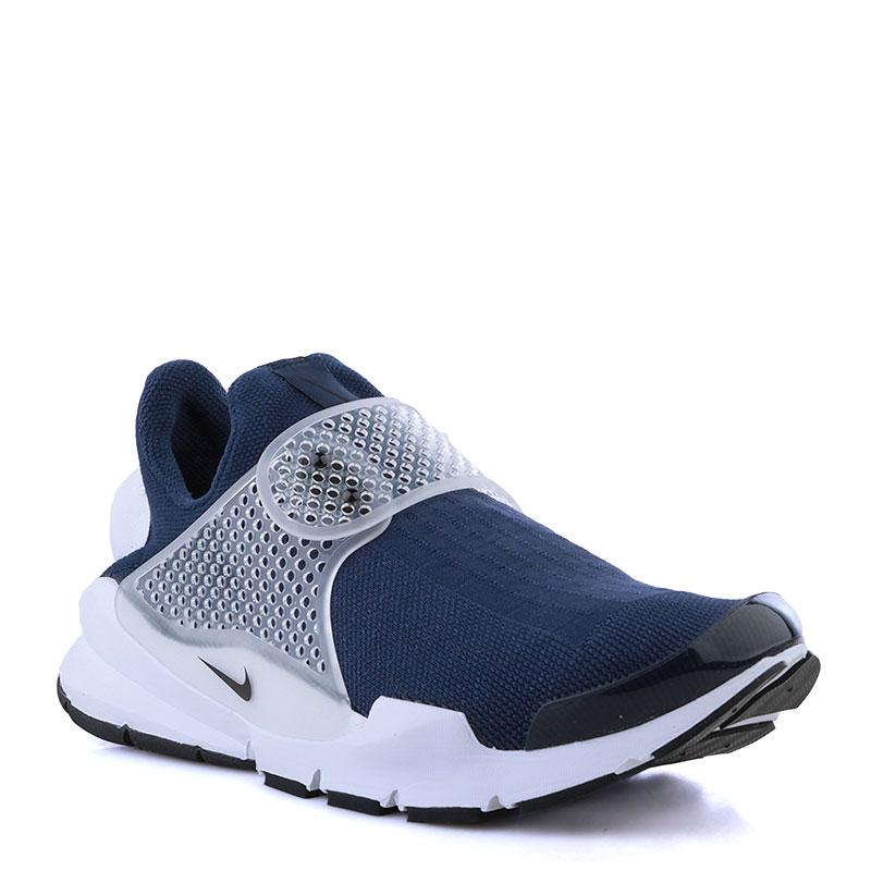 Кроссовки Nike Sportswear Sock DartКроссовки lifestyle<br>Текстиль,резина<br><br>Цвет: Синий<br>Размеры US: 8;11;12;13<br>Пол: Мужской