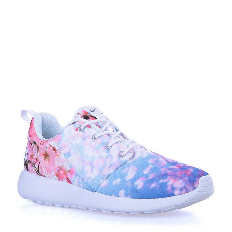 Кроссовки Nike sportswear WMNS Roshe One CherryКроссовки lifestyle<br>Текстиль,резина<br><br>Цвет: Белый<br>Размеры US: 5;5.5;6;6.5;7;7.5;8;8.5
