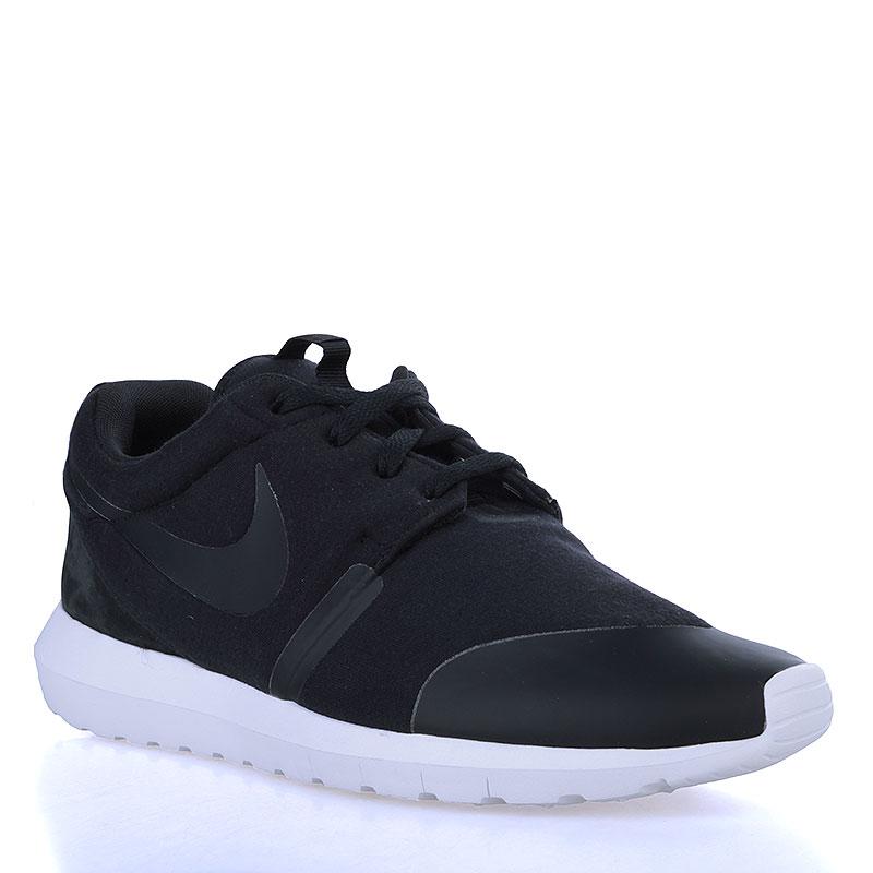 Кроссовки Nike Sportswear Roshe NM TPКроссовки lifestyle<br>Текстиль, резина<br><br>Цвет: Чёрный, белый<br>Размеры US: 11.5<br>Пол: Мужской