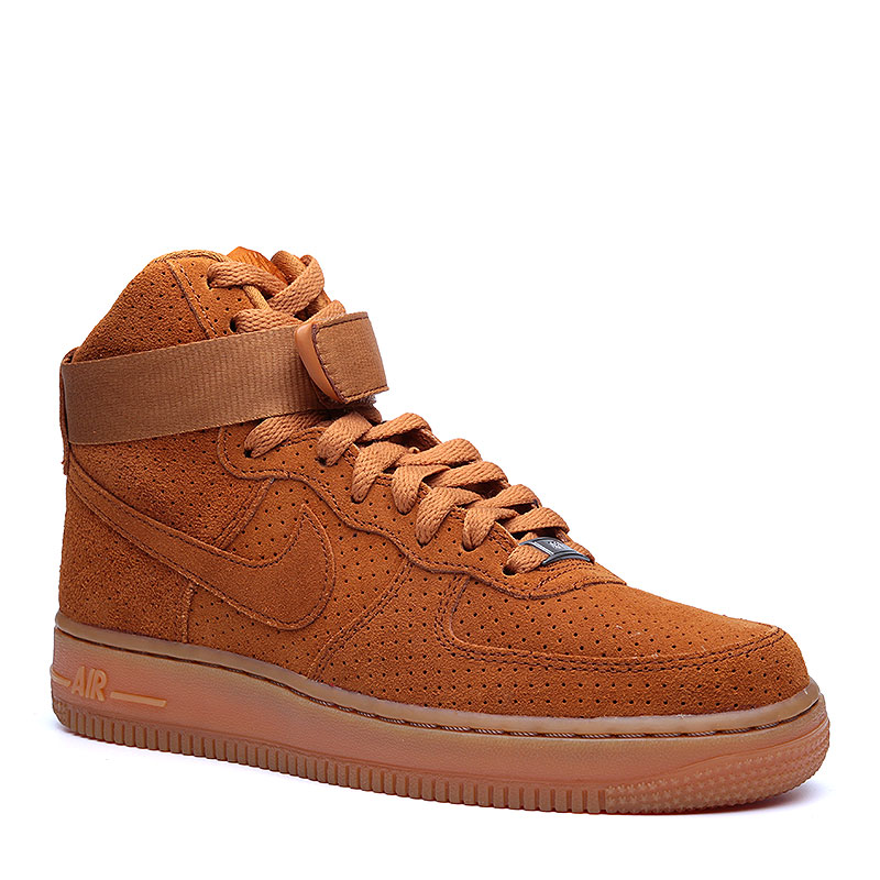 Кроссовки Nike sportswear WMNS Air Force 1 Hi Suede