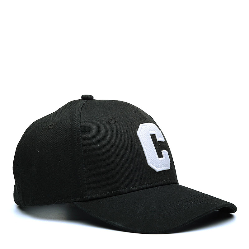 Кепка True spin ABC Baseball CapКепки<br>Хлопок<br><br>Цвет: Черный, белый<br>Размеры : OS