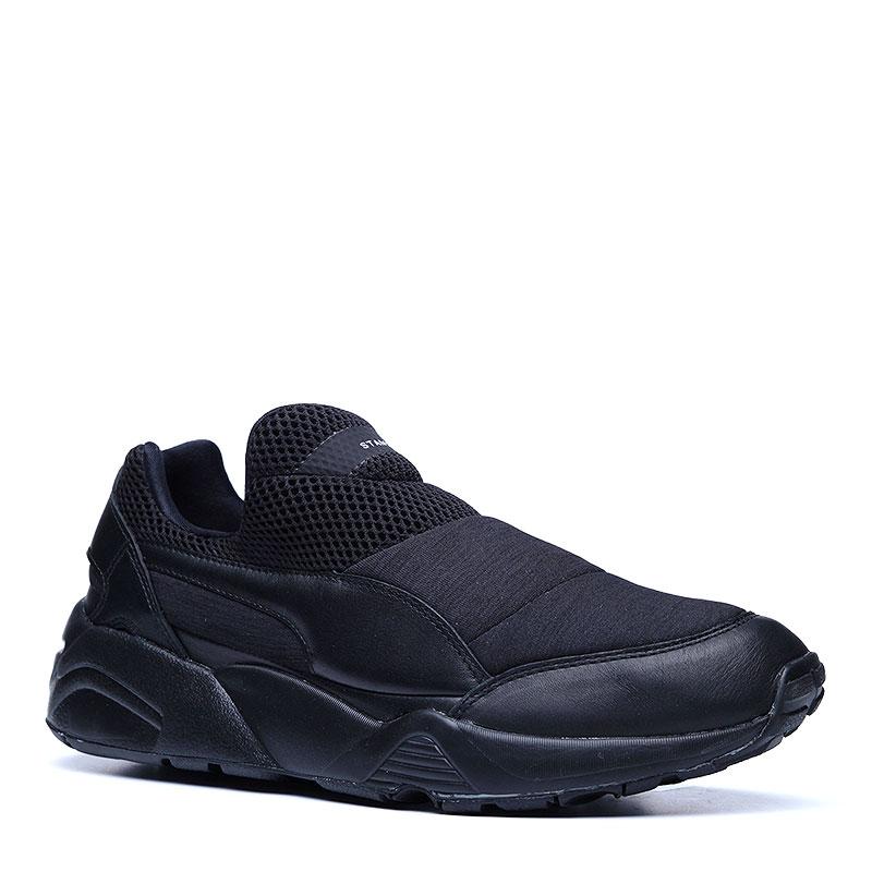Кроссовки Puma Trimonic sock X StampdКроссовки lifestyle<br>кожа,текстиль,резина<br><br>Цвет: Черный<br>Размеры UK: 10<br>Пол: Мужской