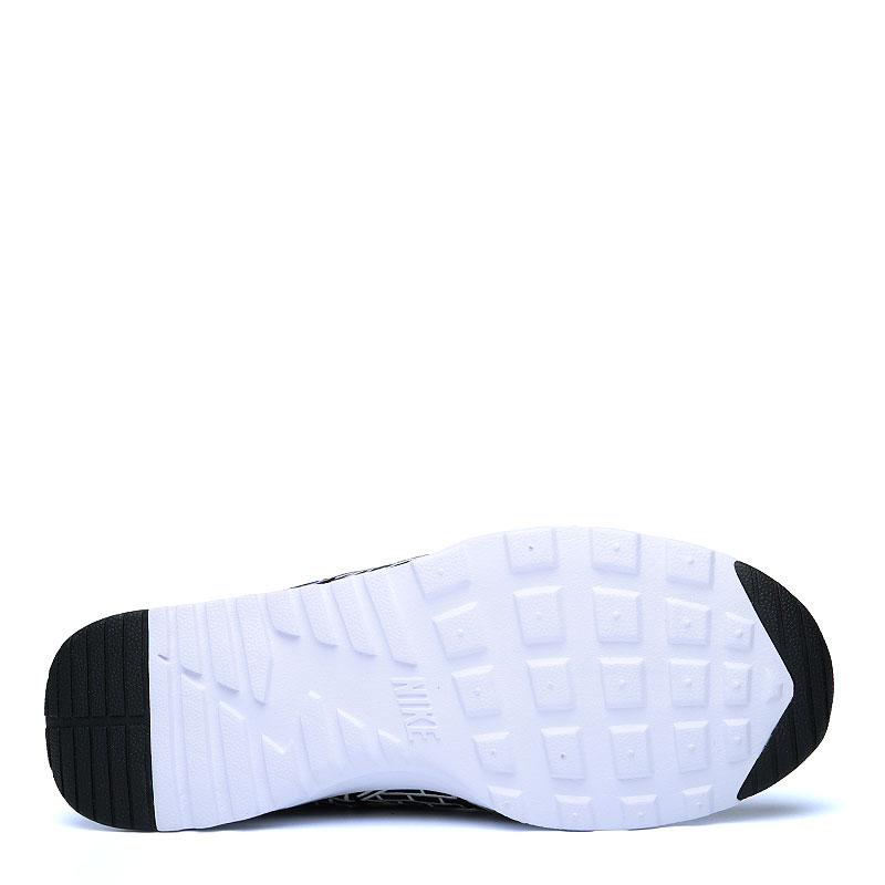 женские черные, белые  кроссовки nike wmns air max thea lotc qs 847072-001 - цена, описание, фото 4