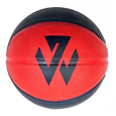 тёмно-синий, красный  мяч adidas wall icon ball AI3863 - цена, описание, фото 1