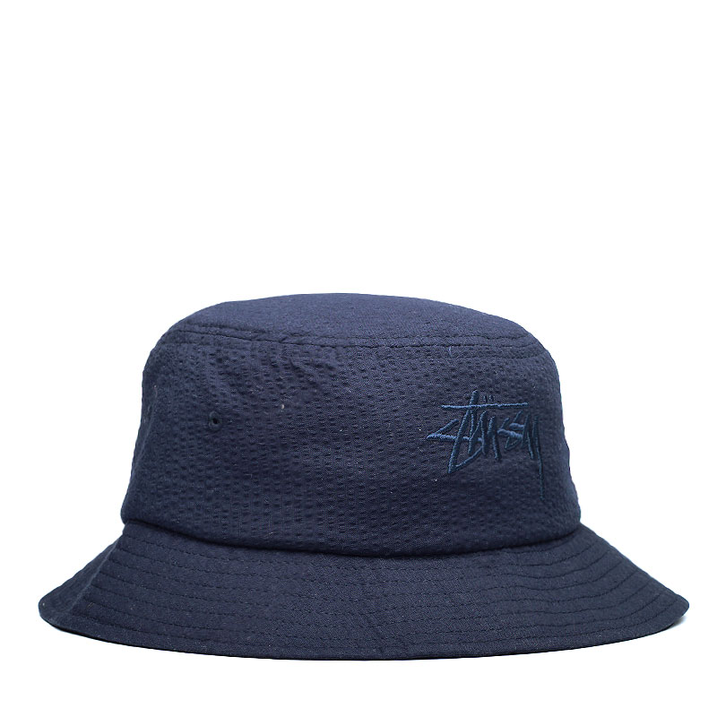 ������ Stussy Stock Seersucker Bucket Hat