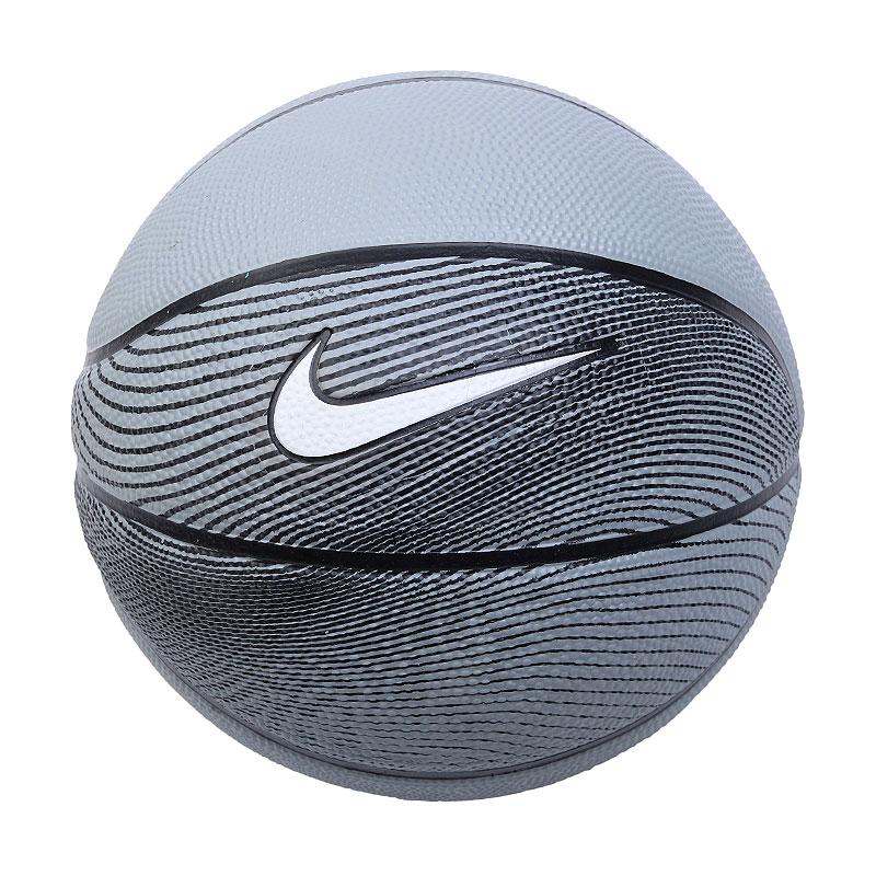 Мяч NikeМячи<br>Резина<br><br>Цвет: Серый<br>Размеры US: 3<br>Пол: Детский