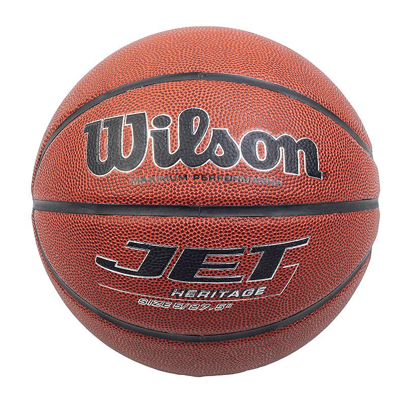 Мяч Wilson Jet HeritageМячи<br>Резина<br><br>Цвет: Коричневый<br>Размеры : 5