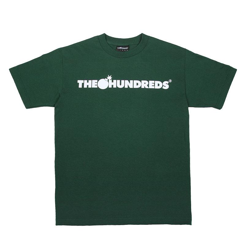 Футболка the hundreds Forever Bar T-Shirt