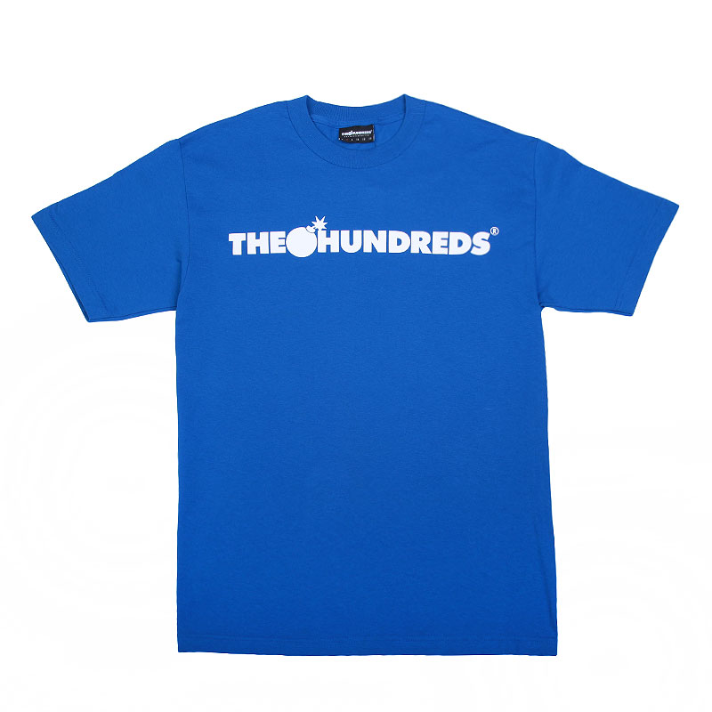 футболка-the-hundreds-forever-bar-t-shirt