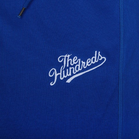 мужские синие  брюки the hundreds legacy sweatpant T16P104052-rl blue - цена, описание, фото 4