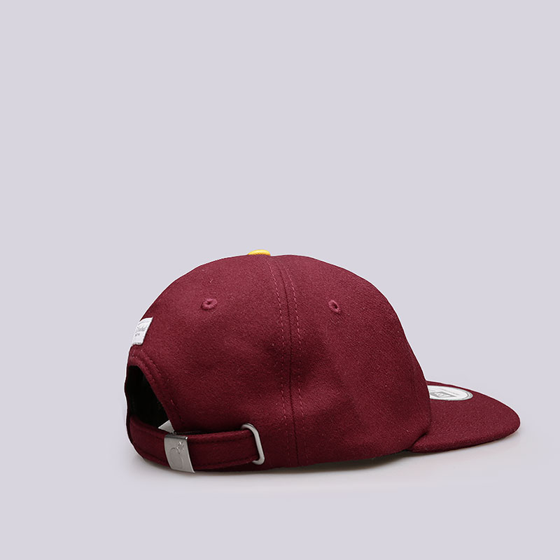 бордовую  кепка the hundreds meaning ne strapback T16P106029-brgnd - цена, описание, фото 3