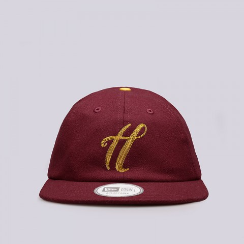 бордовую  кепка the hundreds meaning ne strapback T16P106029-brgnd - цена, описание, фото 1