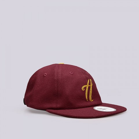 бордовую  кепка the hundreds meaning ne strapback T16P106029-brgnd - цена, описание, фото 2