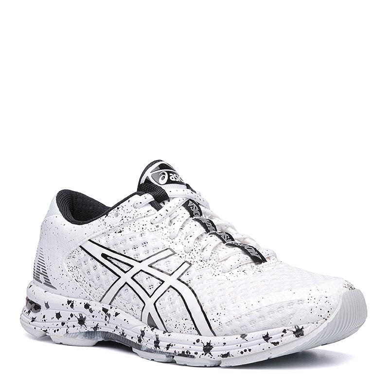 Кроссовки ASICS Tiger Gel-Noosa Tri 11Кроссовки lifestyle<br>Синтетика, текстиль, резина<br><br>Цвет: Белый, серый, черный<br>Размеры US: 5.5<br>Пол: Женский
