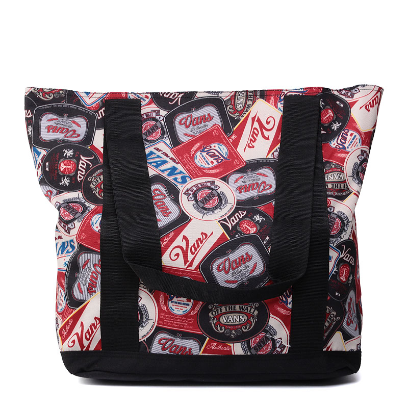 Сумка Vans LATE NIGHT CARMEL COOLER TOTE BAG
