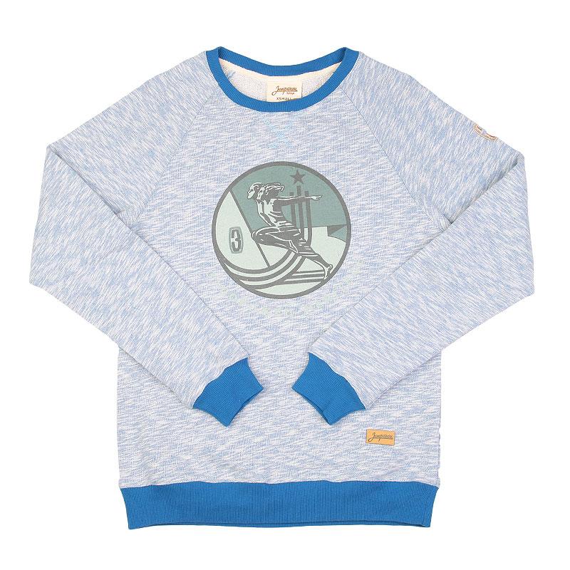 Толстовка Запорожец heritage ОлимпТолстовки свитера<br>Хлопок<br><br>Цвет: Голубой, синий<br>Размеры : XS<br>Пол: Мужской