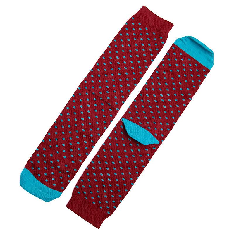 Носки SocksnRollНоски<br>87% хлопок,10% полиамид,3% эластан<br><br>Цвет: Красный,голубой<br>Размеры : 41-45