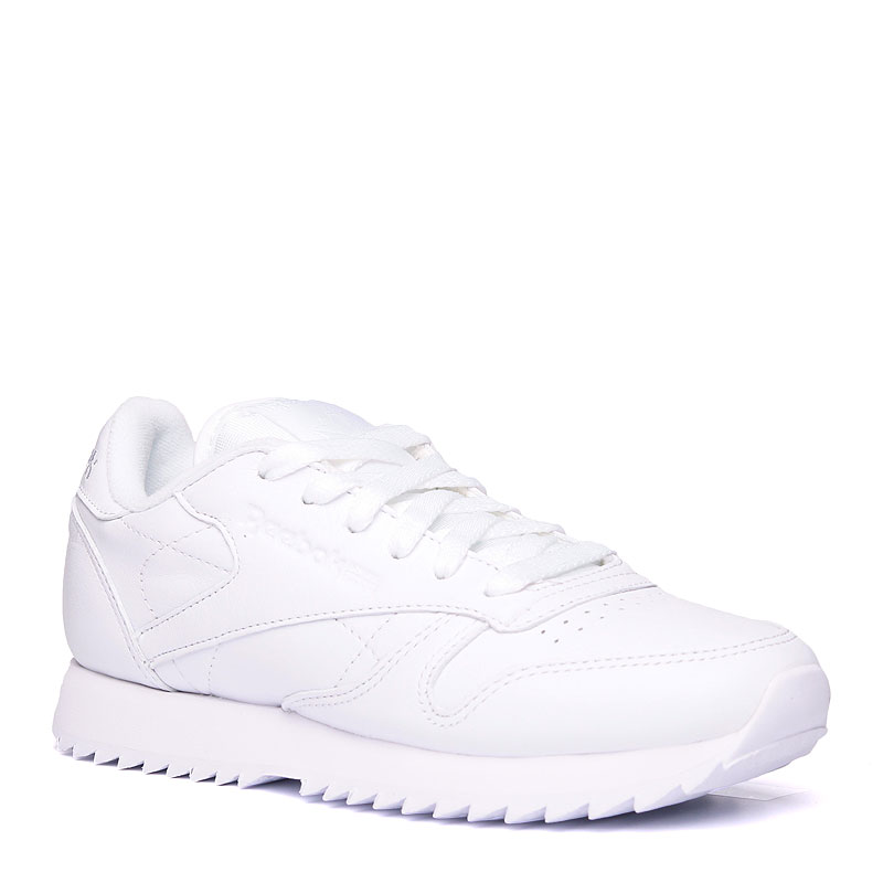 Кроссовки Reebok Classic Leather Ripple Mono