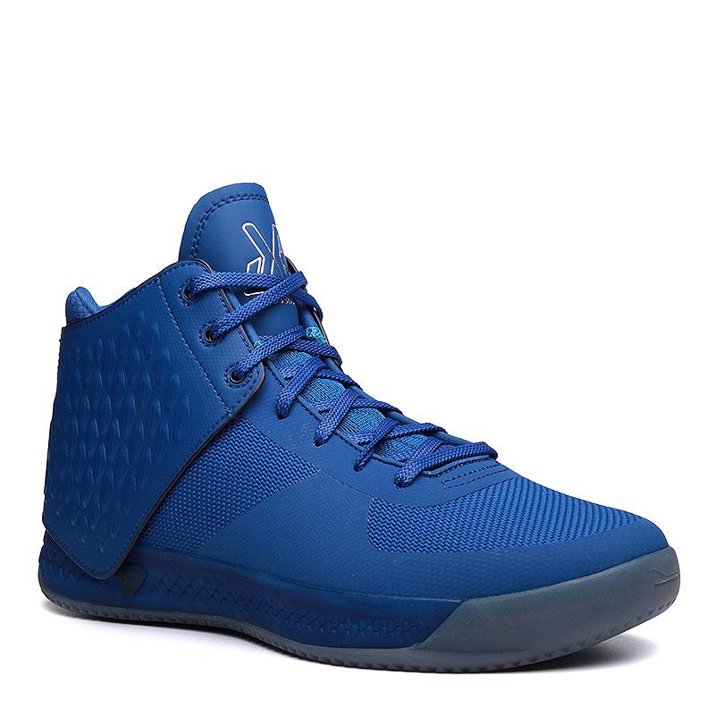 Кроссовки Brandblack J. Crossover 3Кроссовки баскетбольные<br>Синтетика, текстиль, резина<br><br>Цвет: Синий<br>Размеры : 8;8.5;9;9.5;10;10.5;11;11.5;12;13;14<br>Пол: Мужской