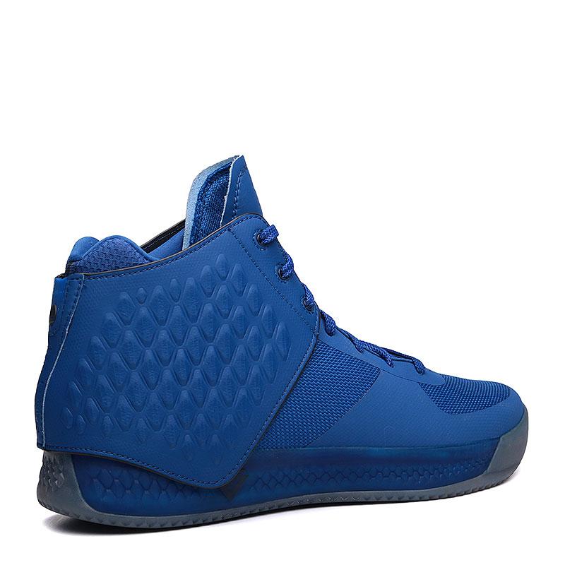 мужские синие  кроссовки brandblack j. crossover 3 232BB-blue - цена, описание, фото 2