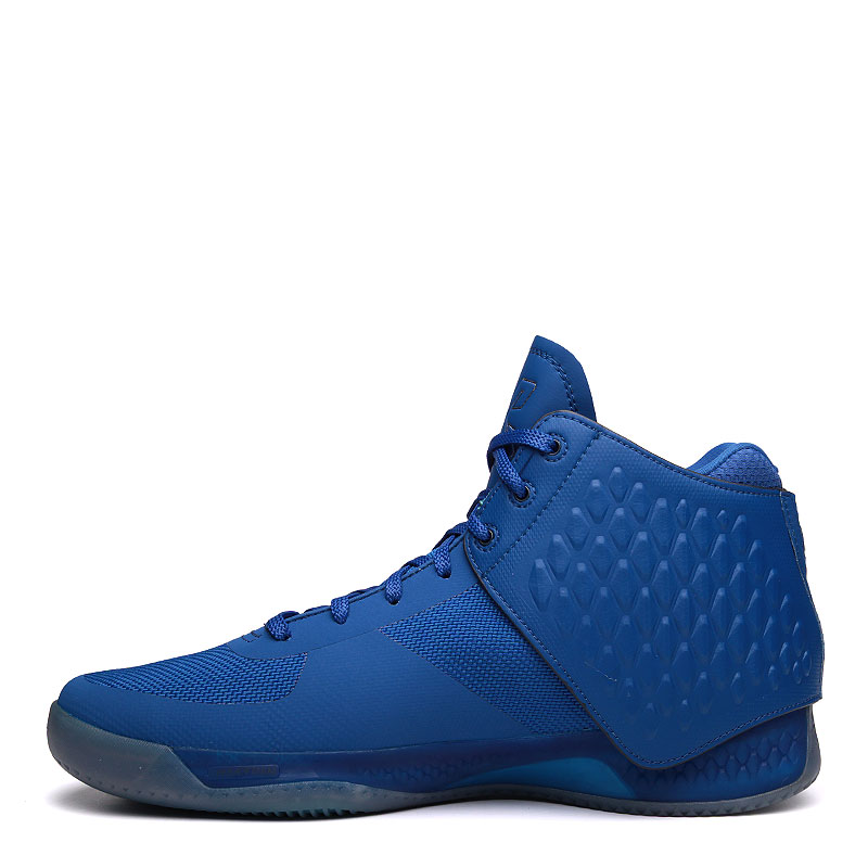 мужские синие  кроссовки brandblack j. crossover 3 232BB-blue - цена, описание, фото 3