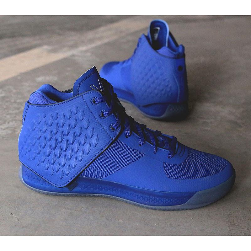 мужские синие  кроссовки brandblack j. crossover 3 232BB-blue - цена, описание, фото 4