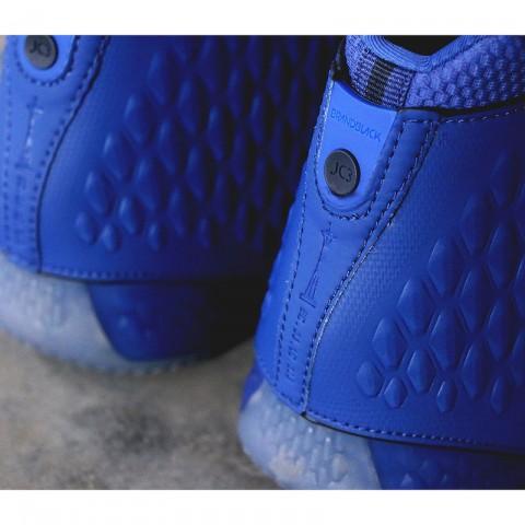 мужские синие  кроссовки brandblack j. crossover 3 232BB-blue - цена, описание, фото 5