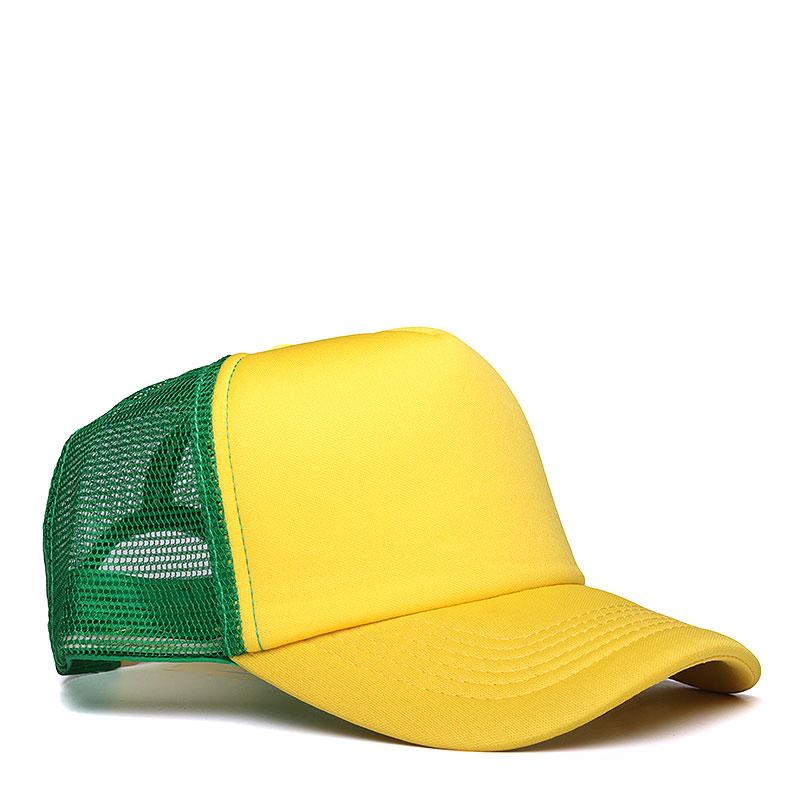Кепка True spin ComboКепки<br>Полиэстер<br><br>Цвет: Жёлтый, зелёный<br>Размеры : OS
