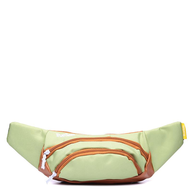 Сумка True spin F.BottomСумки, рюкзаки<br>полиэстер<br><br>Цвет: Зеленый<br>Размеры : OS