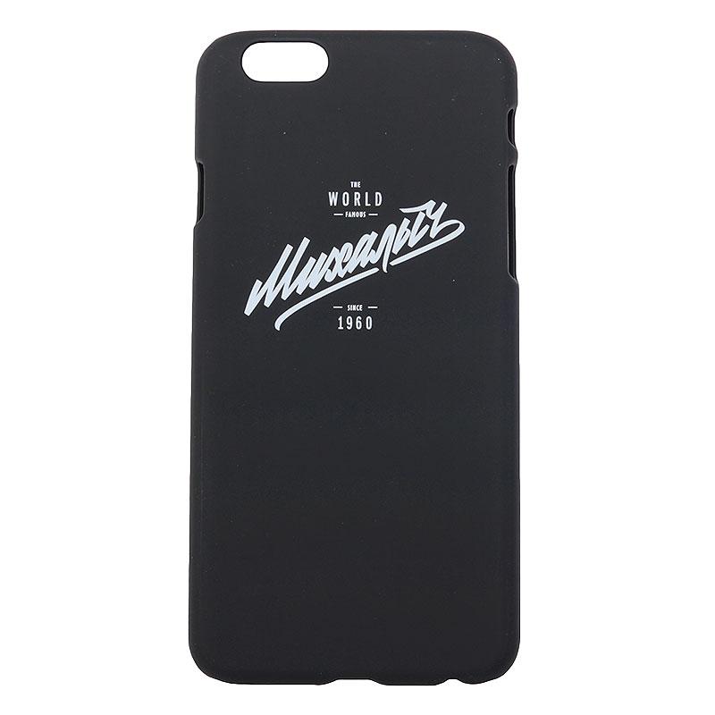 Чехол iPhone 6/6s Запорожец heritage МихалычДругое<br>Пластик<br><br>Цвет: Черный<br>Размеры : OS