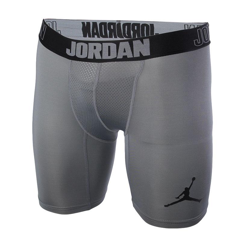 Шорты Jordan SeasonКомпрессионное белье<br>84% полиэстер , 16% эластан<br><br>Цвет: Серый<br>Размеры US: S;M;L;XL<br>Пол: Мужской