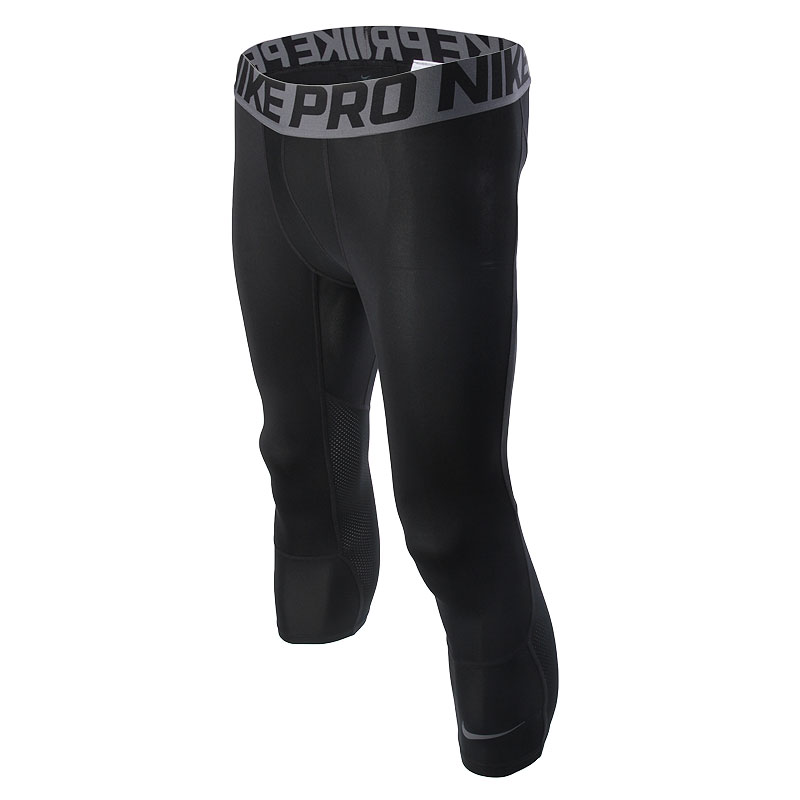 Шорты Nike Hypercool BballКомпрессионное белье<br>92% полиэстер, 8% эластан<br><br>Цвет: Черный<br>Размеры US: S;2XL<br>Пол: Мужской