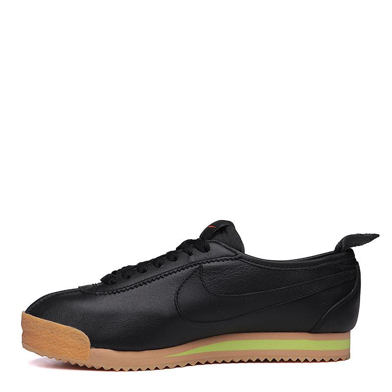 женские черные, коричневые, салатовые  кроссовки nike wmns cortez '72 847126-001 - цена, описание, фото 3