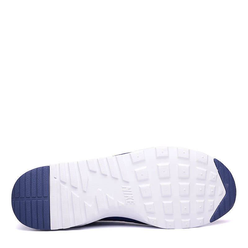 5fe35f5e женские белые, синие кроссовки nike wmns air max thea print 599408-104 -  цена