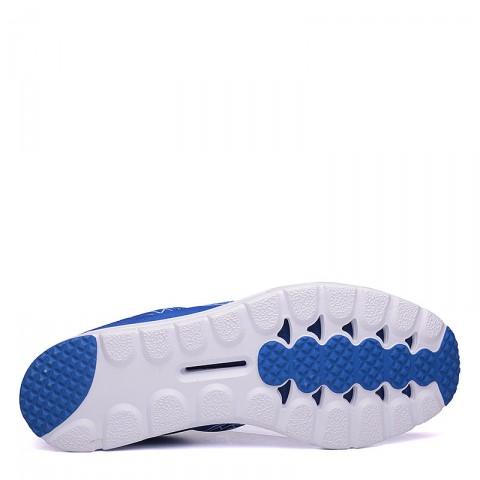 мужские синие, белые  кроссовки nike mayfly 310703-411 - цена, описание, фото 4