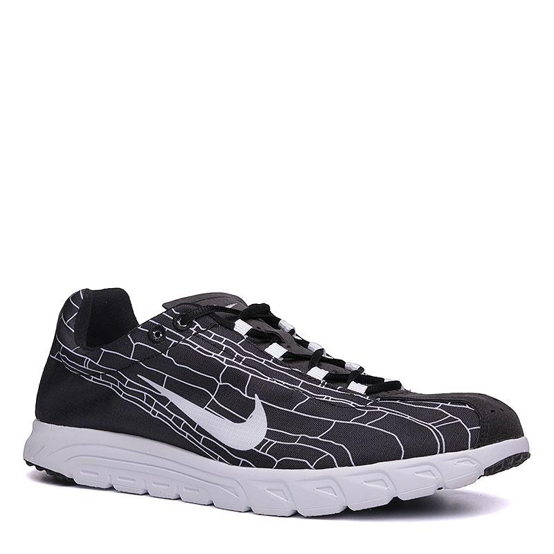 Кроссовки Nike Sportswear MayflyКроссовки lifestyle<br>Текстиль, синтетика, резина<br><br>Цвет: Черный, белый<br>Размеры US: 8;10;10.5<br>Пол: Мужской